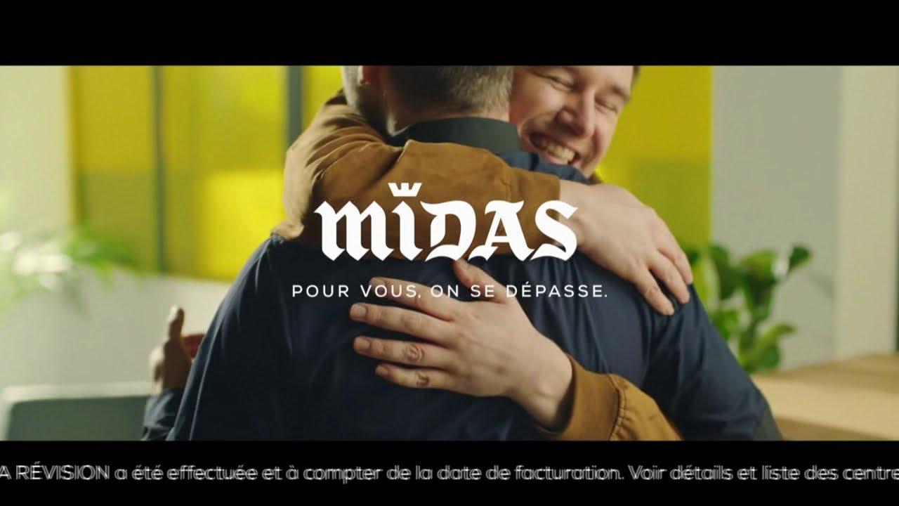"""Musique de la pub Diagnostique systématique Midas """"pour vous on se dépasse""""  2021"""