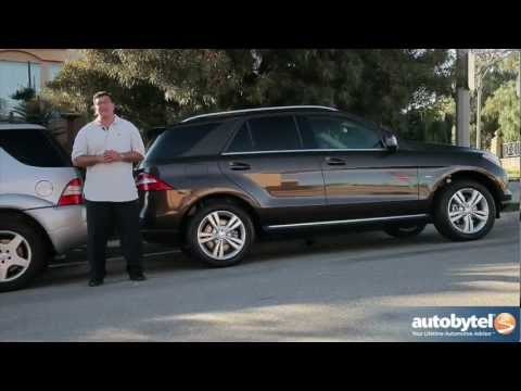 2012 Mercedes-Benz ML350 Test Drive & Luxury SUV Review