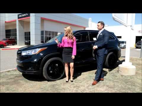 2015 Toyota Highlander Customer Review At Jim Norton Toyota Okc   YT
