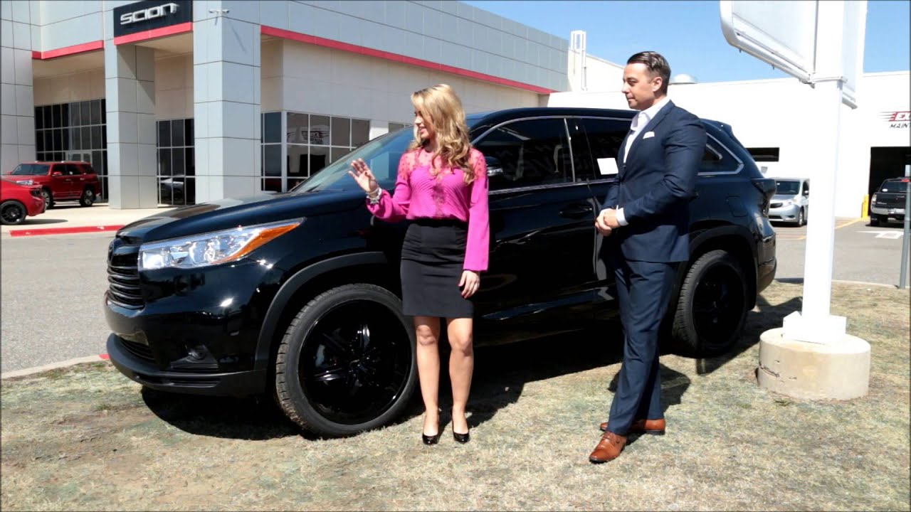 2015 Toyota Highlander Customer Review At Jim Norton Toyota OKC