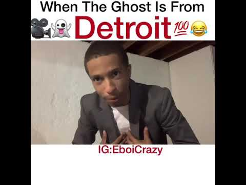 When The Ghost Is From Detroit