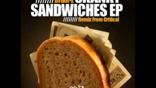 Skanky Sandwiches EP ft. Jon-E Industry, Drute-Z, & Critical
