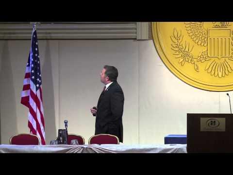 Howard Wasdin, DC - NCLC 2012 Video 2