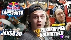 PUKUKOPPIEN KOLMIOTTELU! - Red Bull Läpimurto - Jakso 30