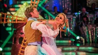 Pixie Lott & Trent Viennese Waltz to 'Tulips from Amsterdam' - Strictly Come Dancing: 2014 - BBC One