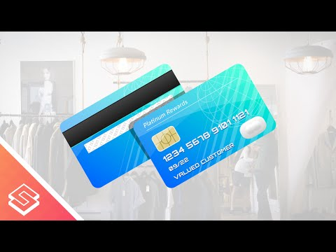 Inkscape Tutorial: Vector Payment Card Graphic