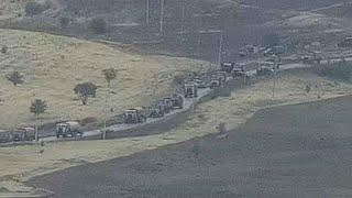 Сбили! Рухнул на землю – Азербайджан пробился. Освобождены – армия Алиева прорвалась. Шествие!