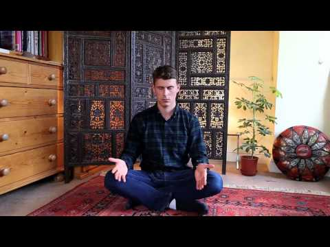 A Simple Meditation (Arabic)