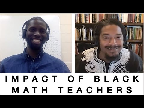 Effect of Black Educators on Black Students' Beliefs Towards Math by Dr.  Ware I Research Based