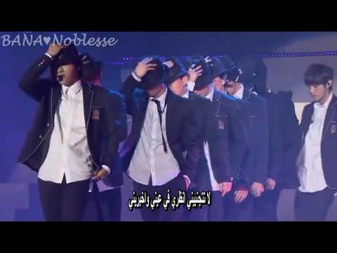 B1A4  _  OH MY GOD { Arabic Sub }