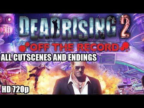 Dead Rising 2: Off the Record all cutscenes [HD 720p]