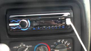 Improving Sound: Sony CDX-GT540UI Headunit Review