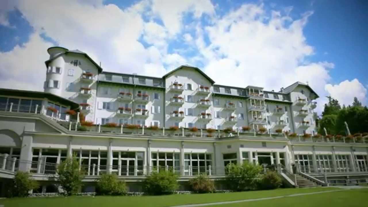 hotel cristallo spa golf di cortina d 39 ampezzo spot commercial 2013 youtube. Black Bedroom Furniture Sets. Home Design Ideas