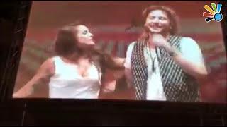 Manuel Carrasco y Raquel Sempere interpetan YA NO en El Puerto de Santa María
