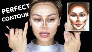 HOW I Perfected My CONTOUR & HIGHLIGHT | Alexandra Anele