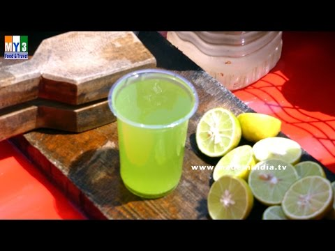 Liman & Mint Water | SUMMER SPECIAL STREET FOODS IN INDIA | SUMMER HEALTHY FOODS