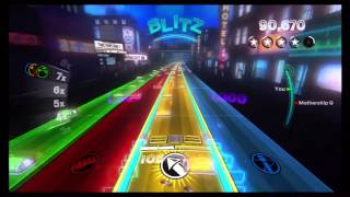 "Rock Band Blitz/RBN - ""Hyperdrive"" by Devin Townsend - Gold Stars"