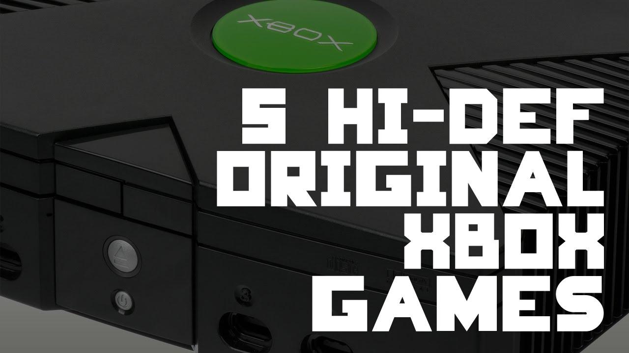 Original Xbox Game Ship : High definition original xbox games implantgames youtube