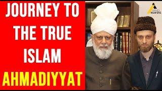 Inspiring Convert Story : How an Austrian Christian Accepted the True Islam, Ahmadiyyat