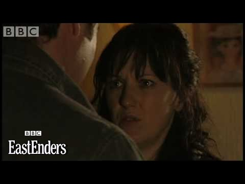Little Mo is kidnapped by Trevor  EastEnders  BBC drama