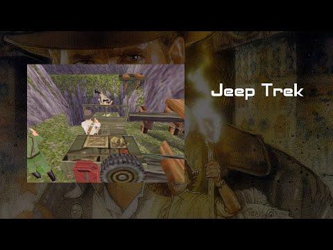 Bunhead plays Indiana Jones and the Infernal Machine: Jeep Trek |