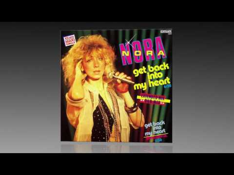 Nora - Get Back Into My Heart (Extended Mix)