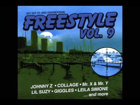 Freestyle Vol 9 Mix #95