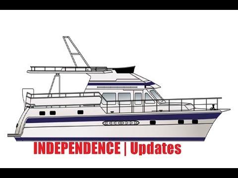 Trader 535 Sunliner - Independence - Update 8