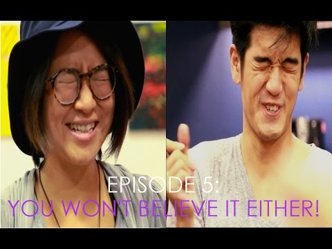 Celebrity Mind Games Episode #5 - Acapella Mind Control feat INCH CHUA and NATHAN HARTONO