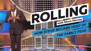 How Steve Harvey Became Host of Family Feud