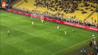 Fenerbahçe - Bursaspor: 0-3 (21 Mayıs 2015) Maç özeti