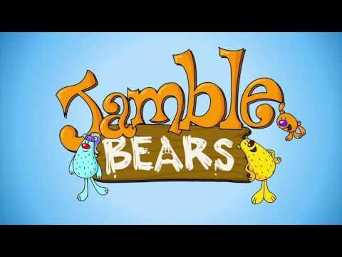 Parental Notice: Jamble Bears | Two More Eggs | Disney XD