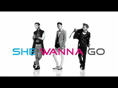 JPM▼She Wanna Go▼官方完整版MV