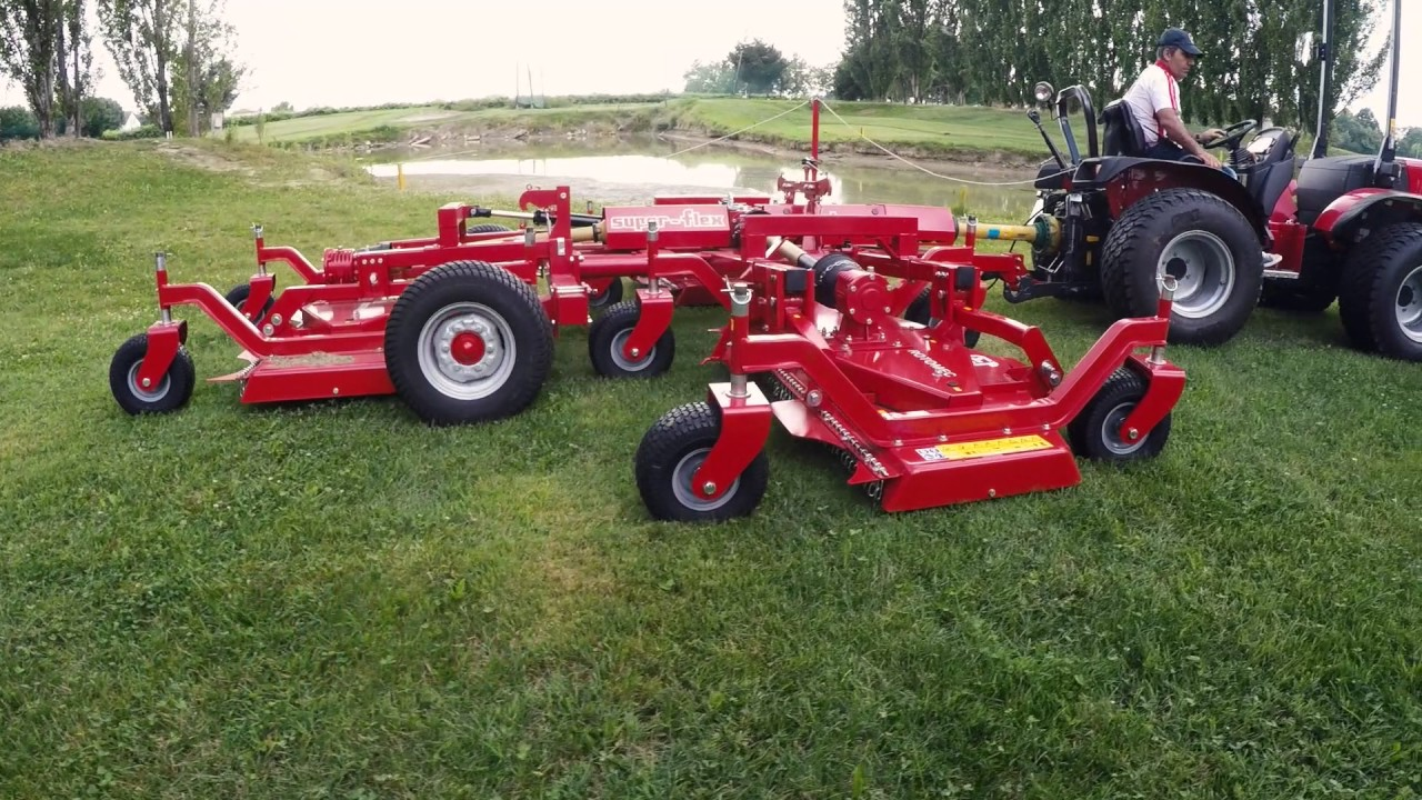 Lastec 3pt Finish Mower by Thomas West Bend
