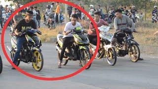 Drag liar zona88 Mio silumanNJM Vs Mio hot dog Racing Makassar