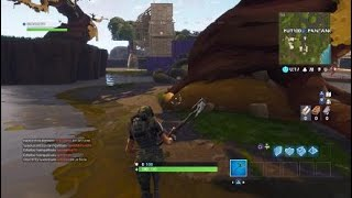 Week 4 Fortnite Treasure Map, Moisty Mire [Battle Pass]