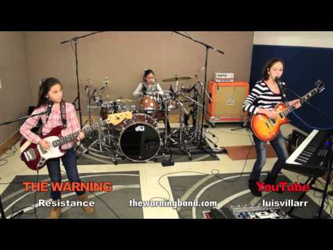 Resistance - MUSE Cover - The Warning