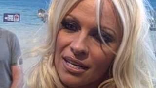 Pamela Anderson On The Roast Of David Hasselhoff