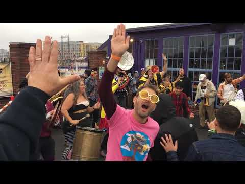 Carnival Band @ PRONK! 2018 (1 of 2)