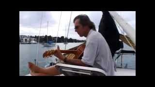 "Sailing Caribbean adventure,steve izac,""no way out"" fantastic voyage..."