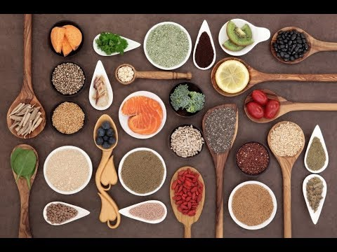 Superfoods and Adaptogens to Reverse Aging