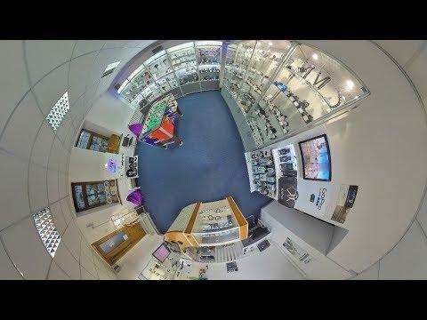 Wazza Madness 360 VR 8K 3D (Insta360 Pro 2 sample footage)