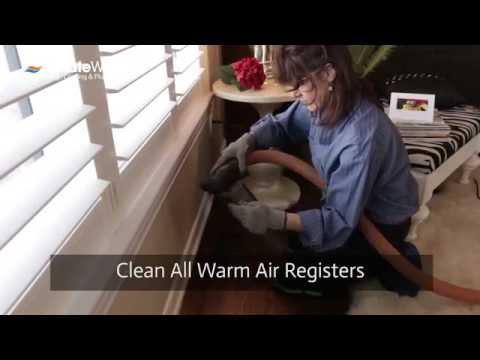 Duct Cleaning Process Ottawa