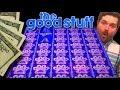 BIG WINS Just The Good Stuff Slot Machine Bonus Rounds mp3