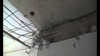 4. ДЕМОНТАЖ гипсолитовой кабины\ сантехнической  кабины\демонтаж стен в ванной\(, 2014-10-12T20:04:26.000Z)