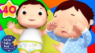 Looking After Baby | Baby Songs | Nursery Rhymes & Kids Songs | Learn with Little Baby Bum