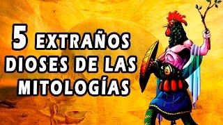 5 Extraños dioses de las mitologías