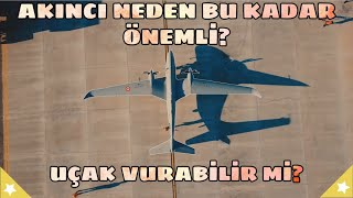 What Is The New Turkish Armed Drone Akıncı? Can It shoot down a plane as they say?