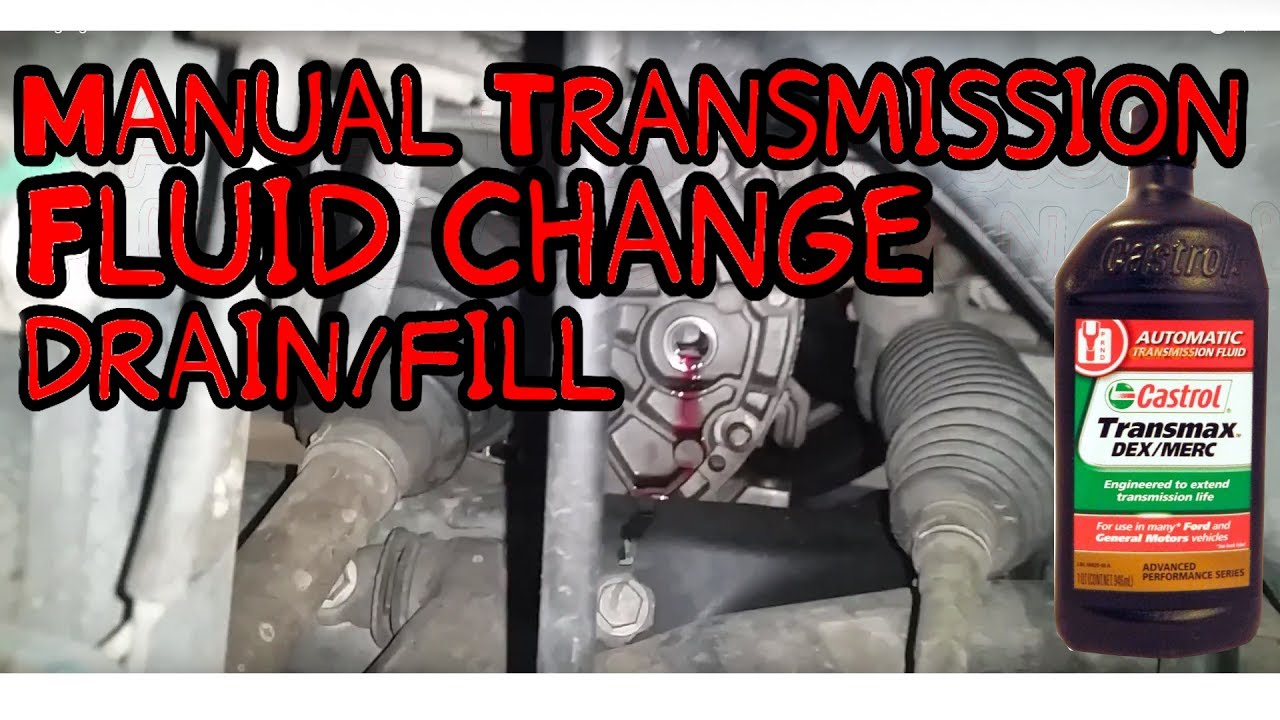 Tranny fluid for a standard saturn
