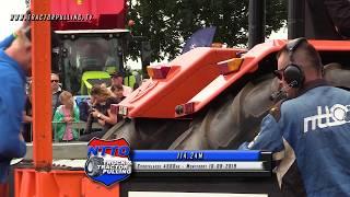 TractorpullingTV HD - 4500kg Sportklasse Beloften - Montfoort 2019